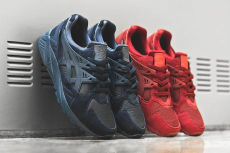 UPCOMING ASICS GEL KAYANO GORE-TEX PACK