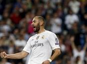 Liga Real s'impose Bilbao, doublé Benzema