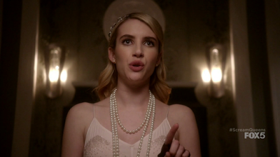 Les critiques // Scream Queens : Saison 1. Episode 2. Hell Week.
