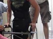 Avancée spectaculaire paraplégique remarche nouveau