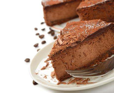 Cheesecake au chocolat « Very Light »