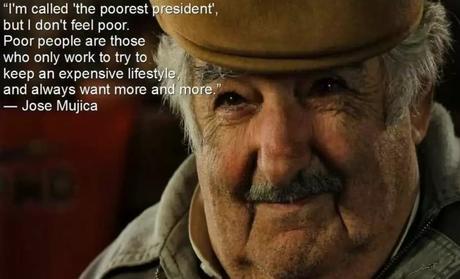 Message Du President Le Plus Pauvre Au Monde Jose Mujica Paperblog