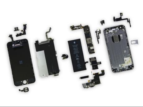 Combien gagne Apple par iPhone ?