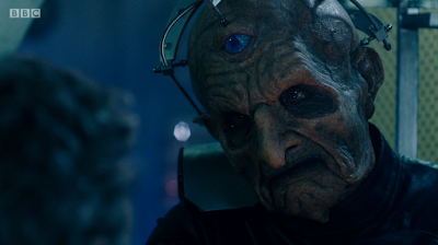 Les critiques // Doctor Who : Saison 9. Episode 2. The Witch's Familiar.