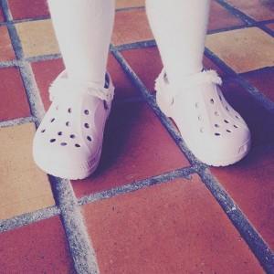 Adopter ses crocs