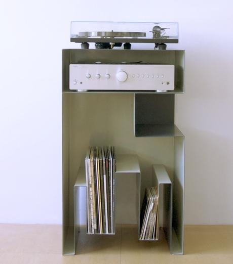 Ranger Ses Vinyles Selection Meuble Vinyle Rangement Platine