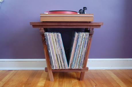 Ranger ses vinyles – Sélection meuble vinyle rangement platine