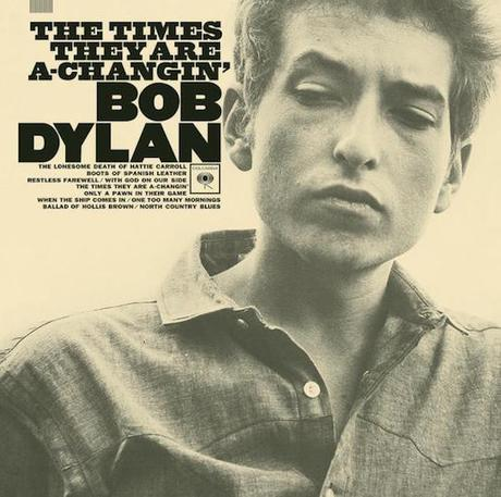 Bob Dylan-The Times They Are A-Changin'-1964