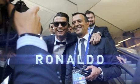 Enfin un trailer pour le film sur Cristiano Ronaldo