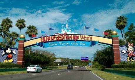 Walt Disney world à Orlando