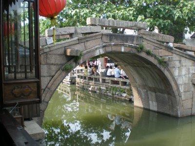 Photos : Shanghai, Suzhou, Hangzhou et Zhouzhuang
