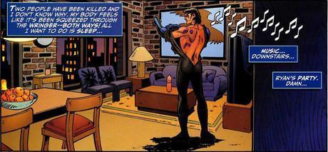 Nightwing's butt 4