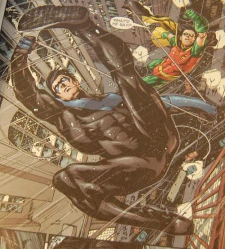 Nightwing's butt 8