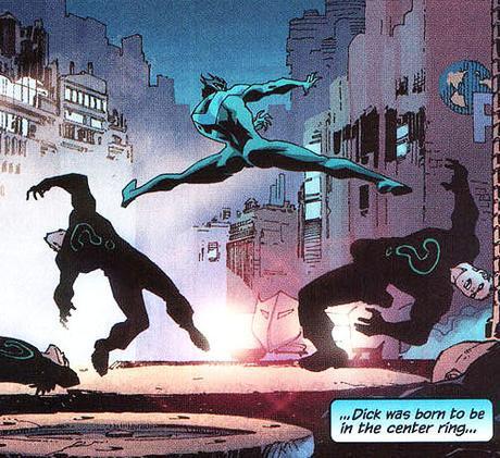 Nightwing's butt 10