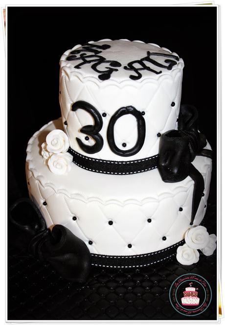 Gateau anniversaire original 30 ans