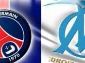 PSG-OM: compositions officielles