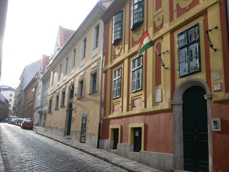 Le quartier de Buda