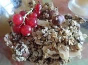 Granola amande, noisette, graine coco