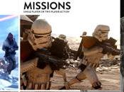 [Aperçu démo] Star Wars Battlefront Bêta Blaster travers champs