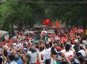 Dernière minute: gouvernement birman tente d'annuler élections nationales novembre
