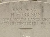 Découverte grand-père George Harrison enterré dans Pas-de-Calais