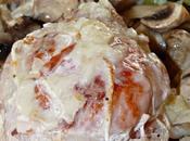 Paupiettes crème champignons (cook'in)