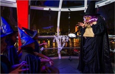 Londres promet un Halloween terrifiant