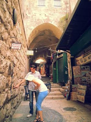 A day in the holy city - Jerusalem - Sook