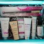 Le récap de ma Lookfantastic beauty box du mois d'Octobre