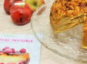 Gâteau Invisible Pomme Cannelle