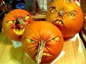 citrouille d'Halloween idées déco faciles originales