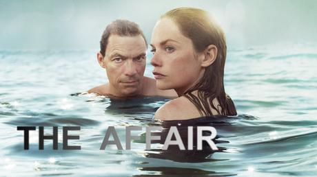 THE AFFAIR – Season 1 – Pictured (L-R): Dominic West as Noah and Ruth Wilson as Alison – Photo Credit: © 2014 Steven Lippman/Showtime. The series premieres Sunday, October 12 at 10:00 PM ET/PT.