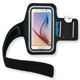 Brassard Armband Sport pour Samsung Galaxy S6/Samsung Galaxy S6 Edge   Ce  brassard Samsung Galaxy S6/Samsung Galaxy S6 Edge ajustable est idéal pour écouter votre musique tout en faisant du vélo, de la marche, du jogging ou de l'exercice ! Il est fa...