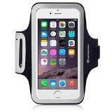 Shocksock Brassard Armband Sport pour iPhone 6S Plus / 6 Plus Coque - Noir