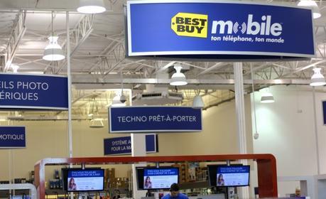 Bienvenue, Best Buy!