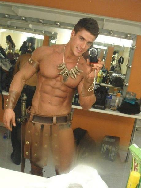 TOP 10 DES SEXY GUYS D'HALLOWEEN