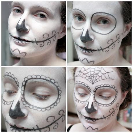 step-by-step-sugar-skull
