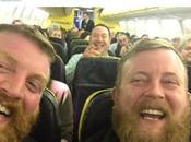 écossais rencontre sosie parfait dans avion