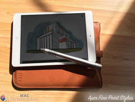 Apex Fine Point Stylus: une alternative au Apple Pencil