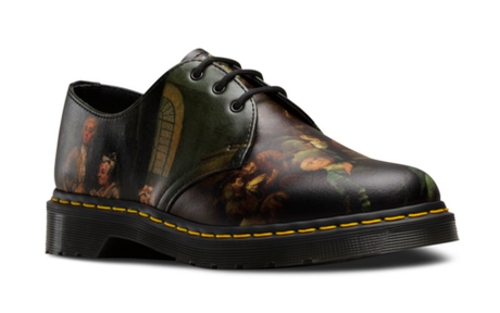 DR. MARTENS + THE SIR JOHN SOANE'S MUSEUM = HOGARTH COLLECTION