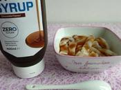 penne konjac leur sauce chocolat kcal (diététique, allégé, hypocalorique, sans sucre beurre riche fibres)