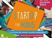 """Rendez-vous premier salon """"Startup kids"""""""