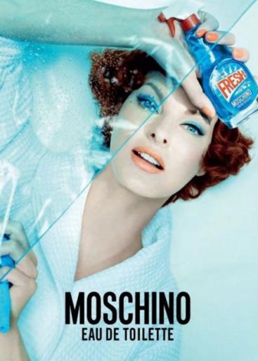 JEREMY SCOTT POUR MOSCHINO: LE PARFUM FRESH COUTURE