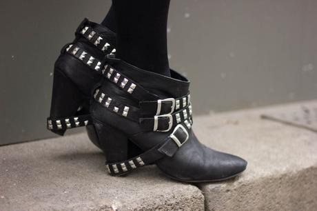 boots chaines