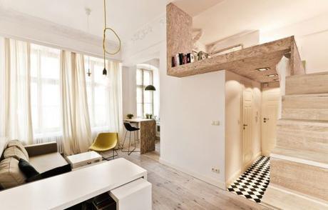 aménagement appartement mini