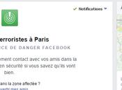 suis Paris Facebook, Twitter autres… coeur fusillades