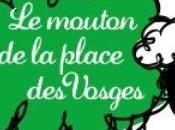 mouton place Vosges Siguret