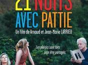 nuits avec Pattie Cinéma novembre 2015