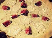 Tarte sucrée-salée figues fromage chèvre
