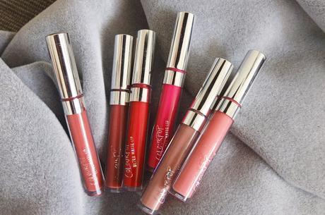 Les rouges à lèvres ultra mats de Colourpop